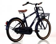Jongensfiets 20inch - Bike Fun Load blauw