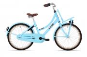 Meisjesfiets 20inch - Bike Fun Load blauw